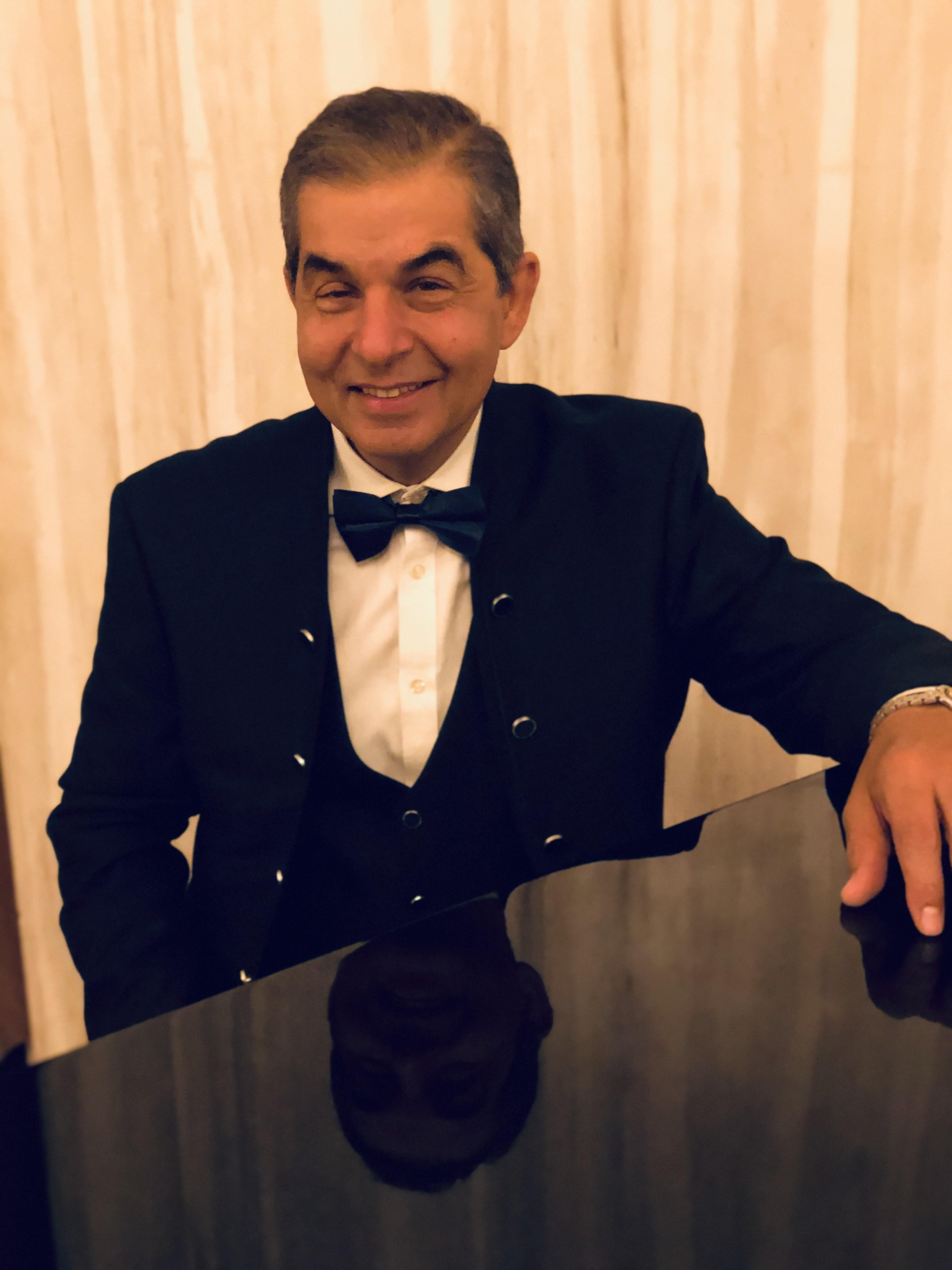 Die Wiener Barpianisten bei der Europäischen Kulturpreisgala in der Wiener Staatsoper