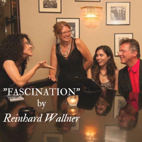 """ALBUM PRÄSENTATION """"Fascination by Reinhard Wallner"""" von BM Records"""