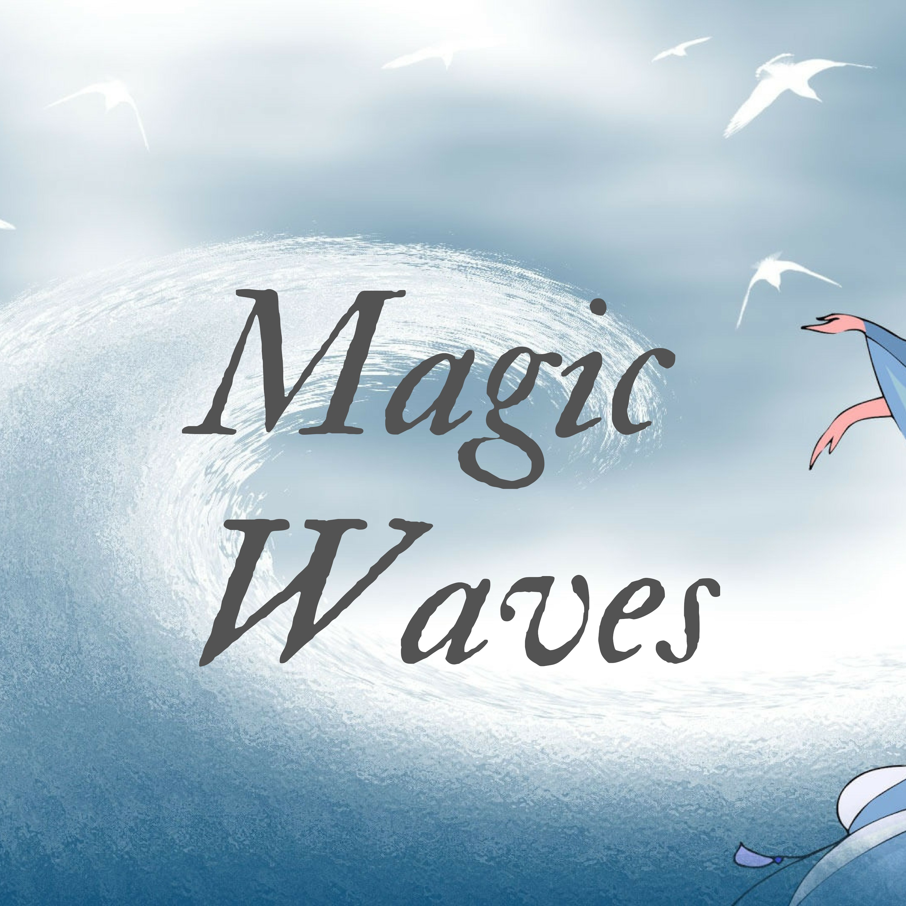 Songtext Magic waves