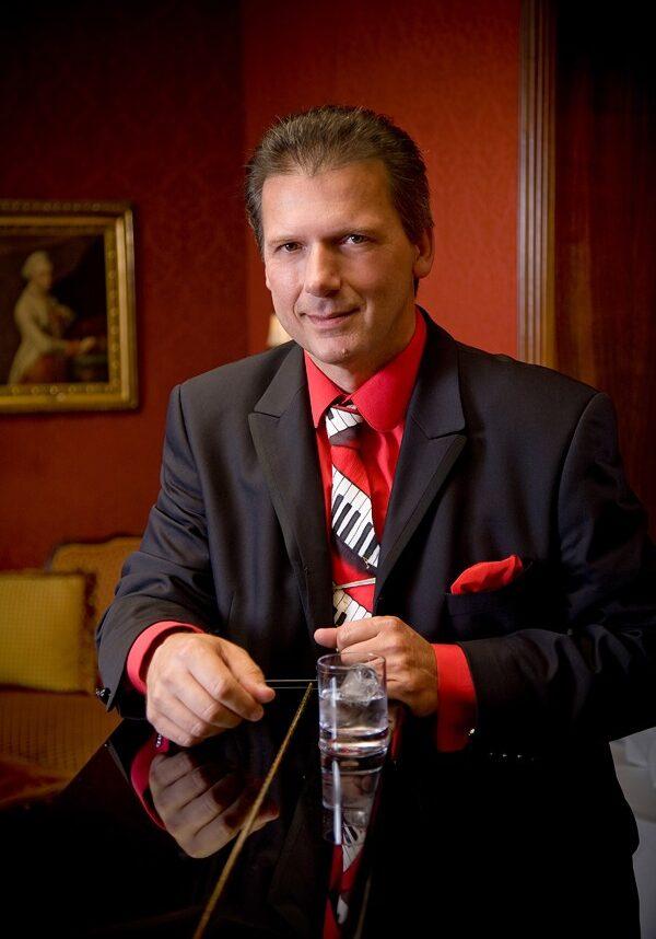 Reinhard Wallner, Hotel Imperial, 19.07.2009