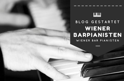 Ein Blog für die Wiener Barpianisten