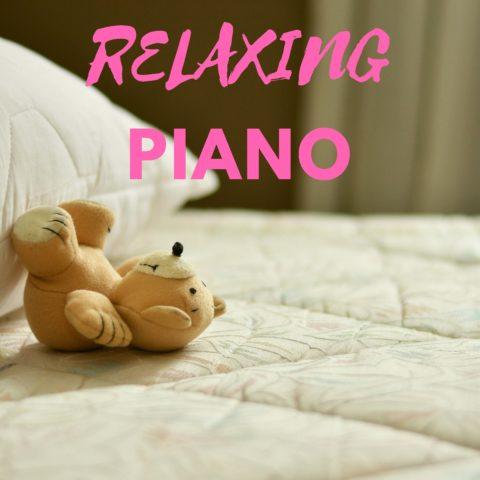 "Playlist Präsentation ""RELAXING PIANO"" #Spotify"
