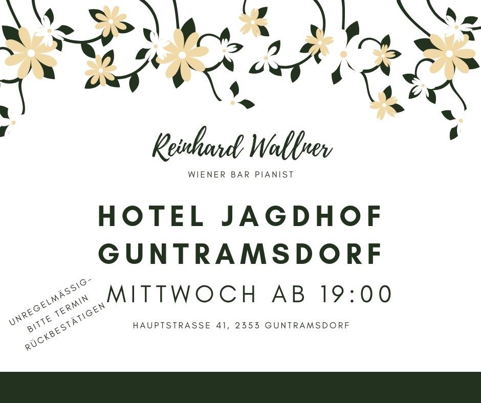Live Barpiano im Landhotel Guntramsdorf