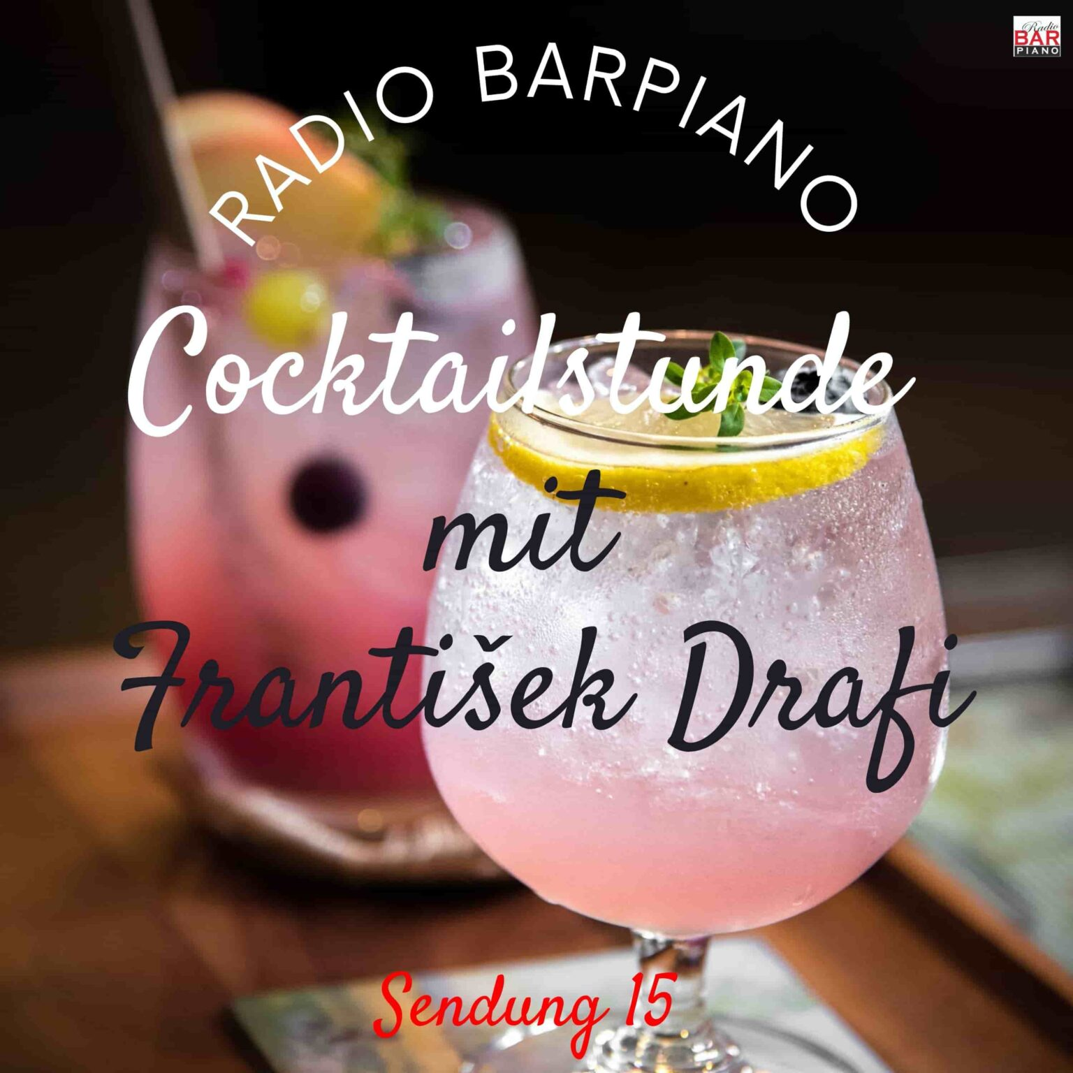 Frantisek Drafi zu Gast bei Alexandra Barnets Cocktail Stunde