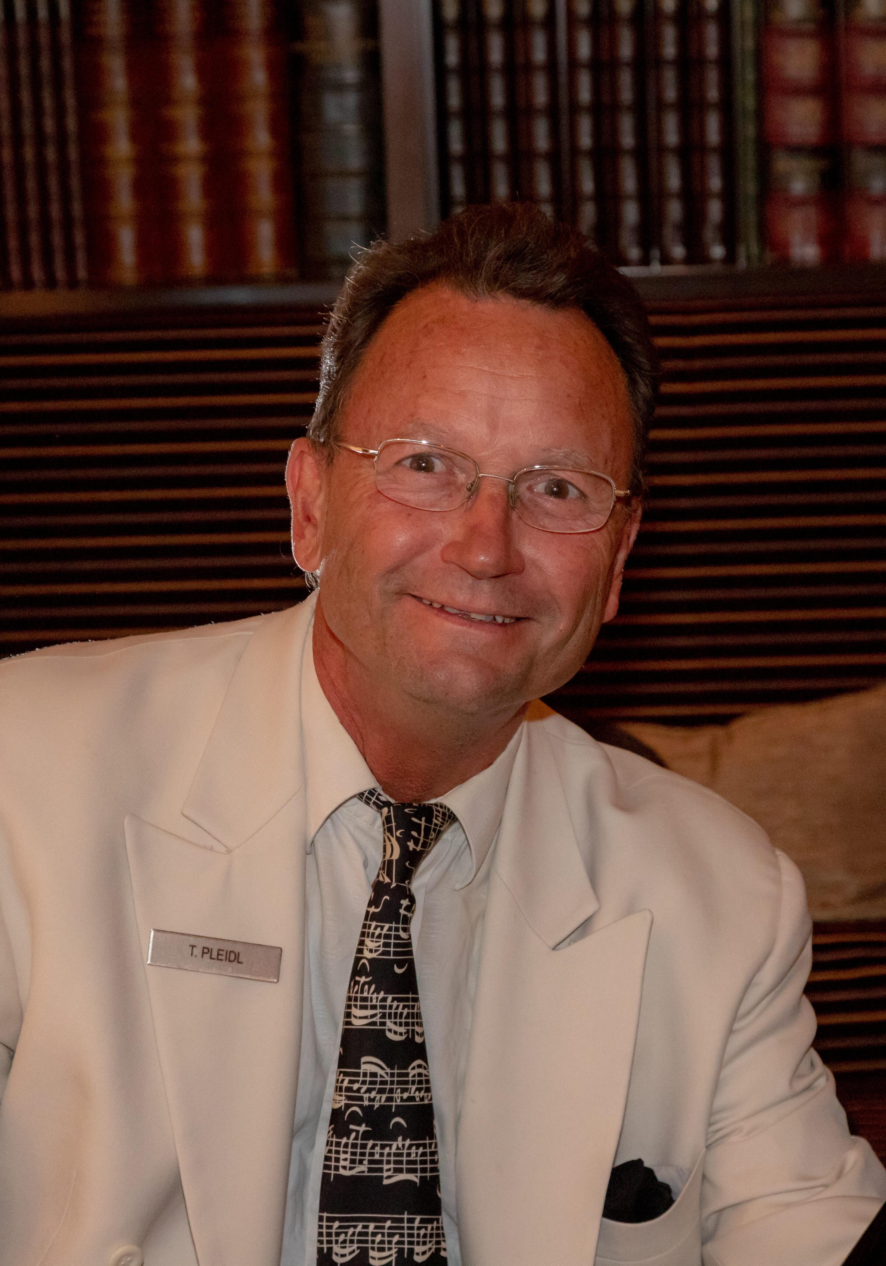 Wiener Bar Pianist Thomas Pleidl im Hotel Imperial Wien